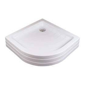 Ravak round shower tray RONDA 80 PU