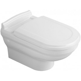 Villeroy&Boch Hommage WC tualetes pods piekarams, 6661B0R1