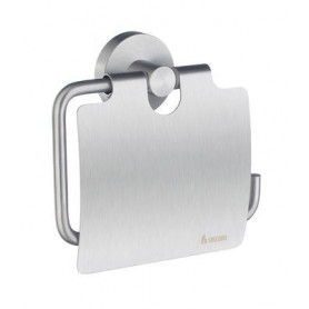 Smedbo Home paper holder with cover HS3414