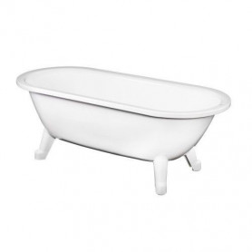 Gustavsberg 6368 steel bath, without front panel