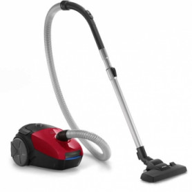 Philips vacuum cleaner FC8243/09, PowerGo, with bag, 750W, red