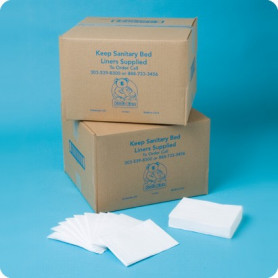 Bobrick Sanitary Bed Liners