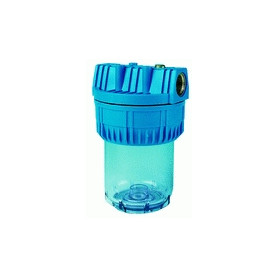 Aqua filter housing FP3 5, 1/2, for cold water, 331010