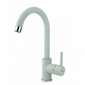 Aquasanita TAP 5523-111 kitchen mixer, high, Silika