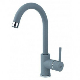 Aquasanita TAP 5523-202 kitchen mixer, high, Al metalica