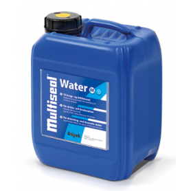 Unipak sealant for drinking water systems Multiseal 84S, 5L, 400L/d