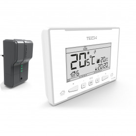 TECH room thermostat EU-290v2 wireless
