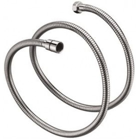 Vento SS304-200 shower hose 200cm, stainless steel, antitwist