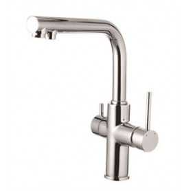 Vento KH8656ANN kitchen mixer Cucina, with filter tap, nickeled
