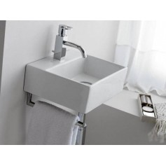 Bathco washbasin Bergamo 0010B 330x300mm