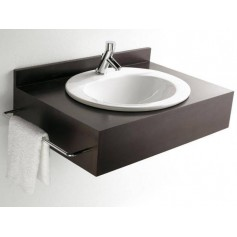 Bathco washbasin Cantabria 0030 565x485mm