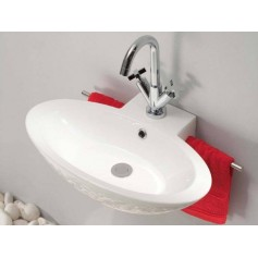 Bathco washbasin TT2 4010 595x400mm