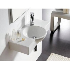 Bathco washbasin Venecia 4053 600x320mm