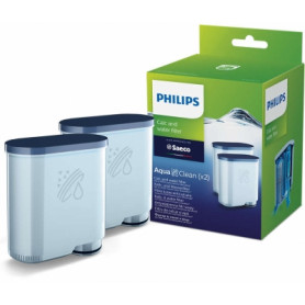 Philips water filter AquaClean CA6903/22, for Saeco coffee machines, 2pcs