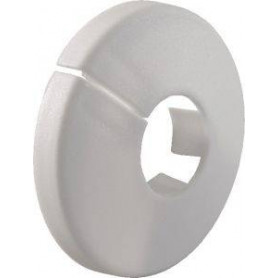 Uponor cover plate dividable, 16mm , white
