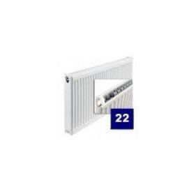 Purmo radiator with side connection 22 550x 400