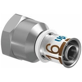 Uponor S-Press PLUS savienojums ar i.v. 16-RP1/2 FT