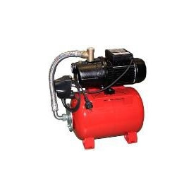 Nocchi water supply pump with pressure tank Newjet 60-50M-24H P1-0,8kW 230V
