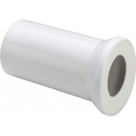 Viega WC toilet bowl connection 400mm, white, 101831