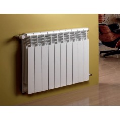Baxi Dubal 60/3 alumīnija radiators