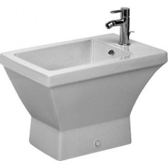 Duravit 2nd Floor floor mounted bidet 37x66.5 cm 0137100000