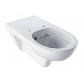 Geberit wall-mounted WC Selnova Comfort Rimfree, for people with disabilities, extended model, 70cm, 500.262.01.1