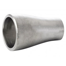 Stainless steel welding reduction 33.7x21.3x2.0 AISI316L