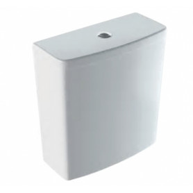 Geberit WC water tank Selnova, bottom water connection, square, 500.266.01.1