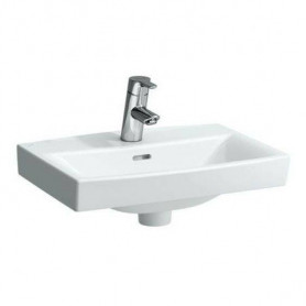 Laufen Pro Nordic washbasin 60x42 cm, with water mixer hole, 8109560001041