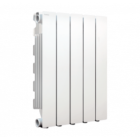 Fondital radiators alumīnija Blitz Super B4 500/100 8 sekc., L-640mm