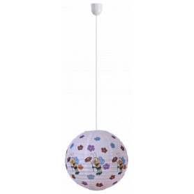 Rabalux lampshade ceiling lamp Sweet Ball, 4899