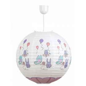 Rabalux lampshade ceiling lamp Cathy, 4632
