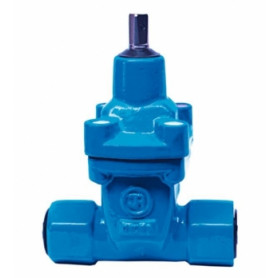Jafar service industrial vertical valve, with sleeve, with thread FF, Nr. 3116 DN50