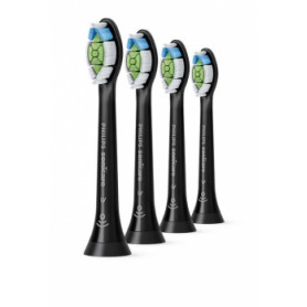 Philips electric toothbrush nozzles HX6064/11 Sonicare W2 Optimal White, 4pcs