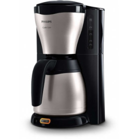 Philips coffee machine HD7546/20 ThermInox, 1000W, black/ gray