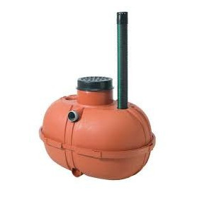 Uponor sauna infiltration tank 275 liters, 1003565