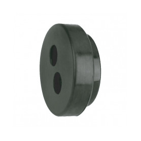 Austroflex factory insulated pipe end-plug, rubber Double 145 2x25