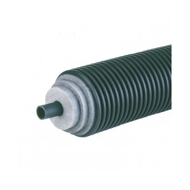 Austroflex factory insulated pipe AustroPEX CW A125-1x40 PN10, for cold water