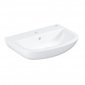 Grohe izlietne BauCeramic, 553x386 mm, alpin white