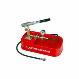 Rothenberger RP 30 pipe system pressure test pump, 61130