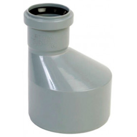 Pestan HTP indoor sewer pipe transition (plastic) DN75/50