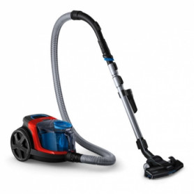 Philips bagless vacuum cleaner FC9330/09 PowerPro Compact, 650W, red