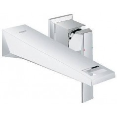 Grohe Allure Brilliant basin mixer, wall mounted, concealed, 19783000