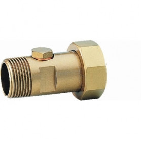 Honeywell backflow valve RV277 1 1/4, with connection nuts