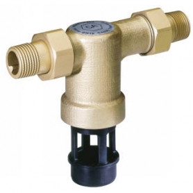 Honeywell backflow valve CA295, CA 1/2, with connection nuts