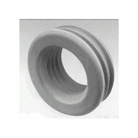 WC toilet bowl rubber gasket 04510040, 76mm cast-iron x 40mm