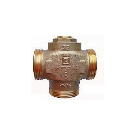 Herz 3-way thermovalve Dn25 1 1/4 M, Kvs 11.0, 55/63˚C, 933946