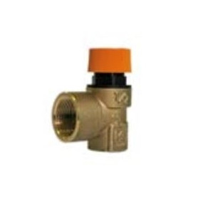 Kramer safety valve, for solar systems SMP/FS, 1/2x3/4, 6.0bar, U0041560