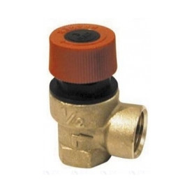 Kramer safety valve 1/2 FF, 2.5bar, U001525