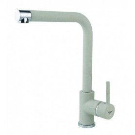 Aquasanita TAP 5553-111 kitchen mixer, high, Silika
